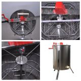 manual/electric 2/3/4/6/8/12/16/20/24 frames honey extractor