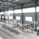 Cassava starch extracting machine / cassava starch processing machine