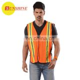 Hot Sale reflective safety vest work clothes