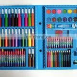 art set 86 pieces art set kids stationery set painting set