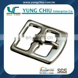 Roller buckle zinc alloy brass custom metal die casting belt buckle