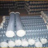 High quality galvanized, stainless steel chain link fence