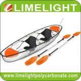 clear kayak crystal kayak transparent kayak glass kayak polycarbonate kayak