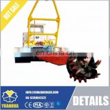 14 Inch Yuanhua Cutter Suction Dredger for sale and Low Price Sand Dreger