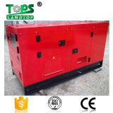 Landtop three phase silent type diesel generator price