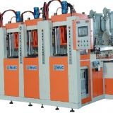 Sole Injection Moulding Machine Two-color and four stations