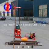 QZ-2D electric coring rig with 30 drill pipe portable shallow sampling rig is used for geological industrial