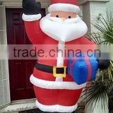 inflatable christma santa claus,Inflatable Christmas Decoration Standing Santa Claus,Customized Inflatable Santa Claus