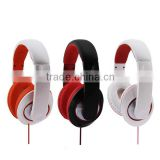 new designed mold colorful MP3 headphone headset hot new product for 2016