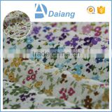 wholesale popular cheap beatiful flower 100% soft cotton printed fabric for lining fabric