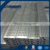 JianSu Used Scaffolding Systems Metal Deck with Hooks, Scaffolding Plank for Decking Sheet
