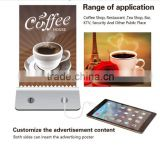 menu power bank 6000-13000mAh Mobile Power bank suitable for the restaurant/coffee shop                                                                         Quality Choice