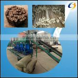 Professional manufacturer of the sawdust briquette charcoal making machine with competitive price