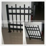 NEW PRODUCT!!! Angle-Adjustable wrought iron field fence MADE IN FACTORY with in-house powder coat line