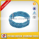 8mm,9mm Diamond Rope/Wire Saw For Cutting Granite/Marble/Stones                                                                         Quality Choice                                                                     Supplier's Choice