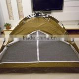 Factory sale cheaper 2 3 4 persons camping tent automatic family camping tent umbrella tent                                                                                                         Supplier's Choice