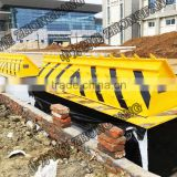 newest anti-terrorism heavy duty security hot sales hydraulic road barrier and safety barricade