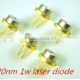 Hot sale brand new nichia green laser diode 520nm 1w