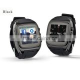 Factory Price Fashion CDMA watch phones with wifi Auto Focus GPRS Bluetooth GPS Navigation                                                                         Quality Choice