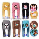 Busha PP leggings new design for baby toddler leg warmers