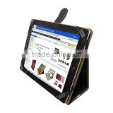 New Arrival 2013 PU Leather case, hot sale belt clip case for ipad mini