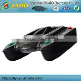 JABO-3CG Bait Boat inflatable fishing boats , used bait boats for sale