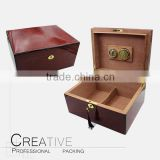 Custom Wholesale Spanish Cedar Wood Humidor cigar box                                                                         Quality Choice