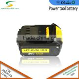 Replacement Dewalt 20V 4.5Ah li-ion Power Tool Battery fit DCB180 DCB181 DCB181-XJ DCB200 DCB201 DCB201-2