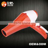 Ac motor blow dryer far infrared ionic low noise hair dryer fan motor professional 2100w red white SY-6803