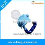 Transparent low cost silicone nipple for baby