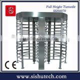 New Security Access Control System Full Height Turnstile, Automatic full height turnstile