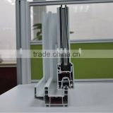 Plastic frame CONCH 88 pvc profile for window
