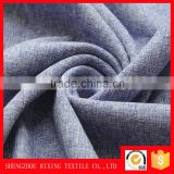 New popular germent use 100% polyester woven lyocell denim fabric