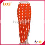 Latest Model Fashion Long skirt sequined maxi skirt for women