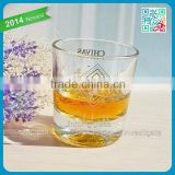 Branded Gift Short Drinking Glasses Brand Decorative Glasses Cup