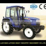 LT554 55hp 4WD wheel-style farm tractor with CE