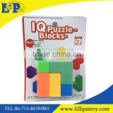 Educational colorful promotion mini brick toy for fun