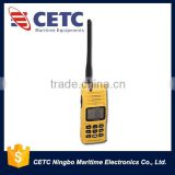 Marine VHF Radio telephone with portable type