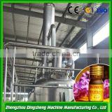 ISO Certificate violet essential oil distillation machinery, essential oil extracting equipment