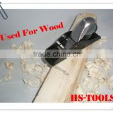138mm with mini bench planer, adjustable block plane