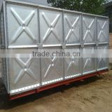 High quality carton steel water tank used for farm irrigation