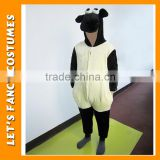 PGCC-2652 Funny animal adult sheep costume for children Kids fancy nativity christmas halloween costume