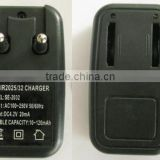 LIR2032 LIR2025 button cell rechargeable battery & charger