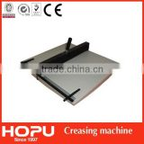 metal perforating machine paper creaser manual paper perforating machine