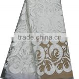 New arrival french net lace fabric in switzerland