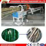 Hot sale bamboo splitting machine with reasinable price