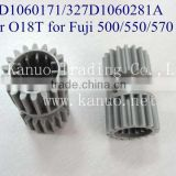327D1060171/327D1060281A Gear O18T(dicephalous) for Fuji Frontier 500/550/570