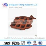 Dongguan alibaba fish shape gift&craft products silicone candy molds