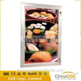 Trustworthy wall mounted advertising waterproof LED acrylic light box led display outdoor photo frame panel light box
