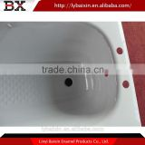 Top sale cheapest bathtub adult use for sales,enameled bathtub adult use for sales,china steel bath